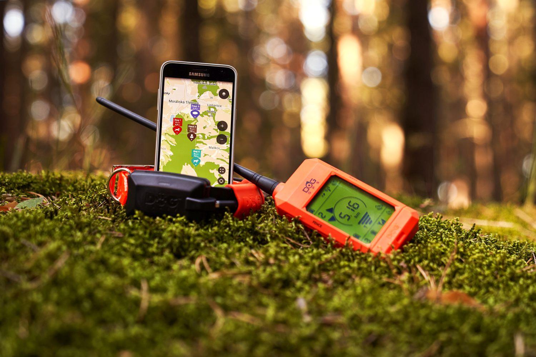 Dogtrace Dog GPS X30 nyomkövető nyakörv vadászkutyáknak-1