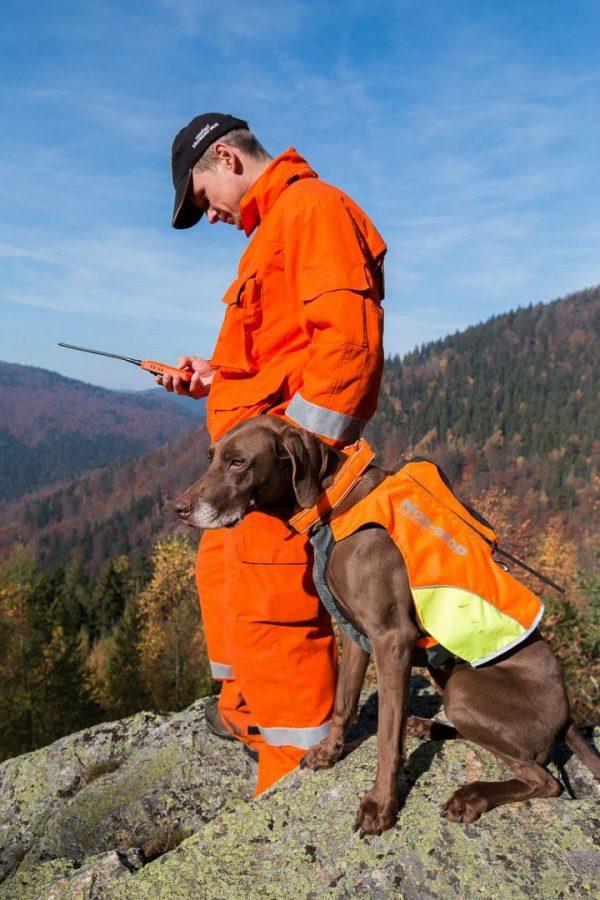 Dogtrace GPS mellény kutyáknak (3)