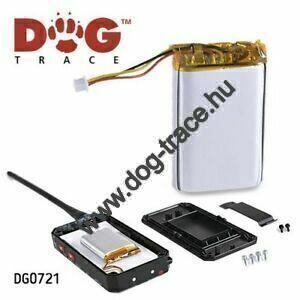dogtrace akkumulátor