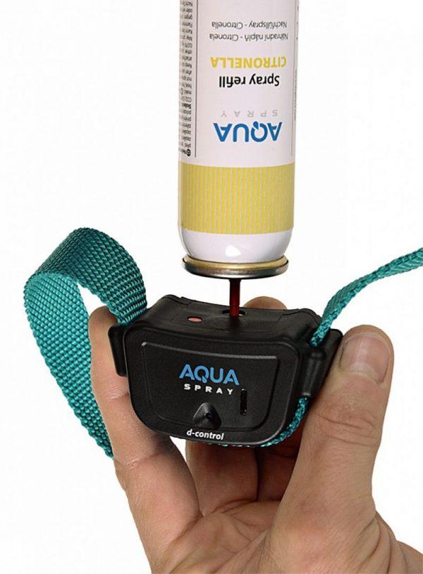 Dogtrace D-control 300 aqua spray kiképző nyakörv (7)