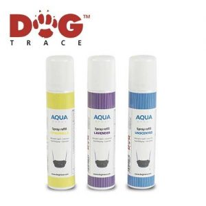 Dogtrace D-control 300 aqua spray kiképző nyakörv utántöltő