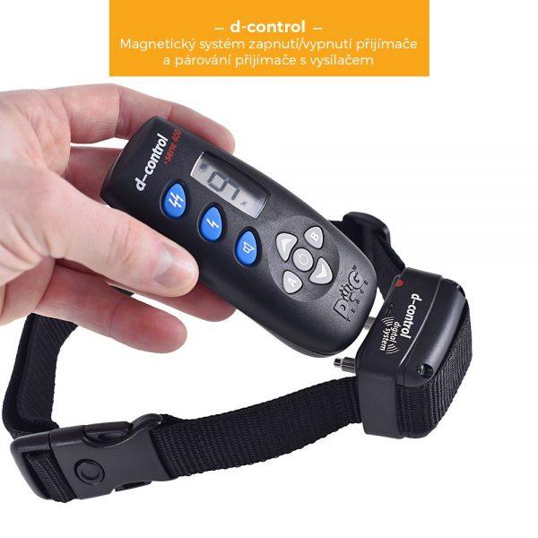 Dogtrace D-control 400 elektromos nyakörv (6)