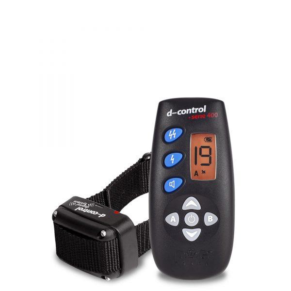 Dogtrace D-control 400 elektromos nyakörv (7)