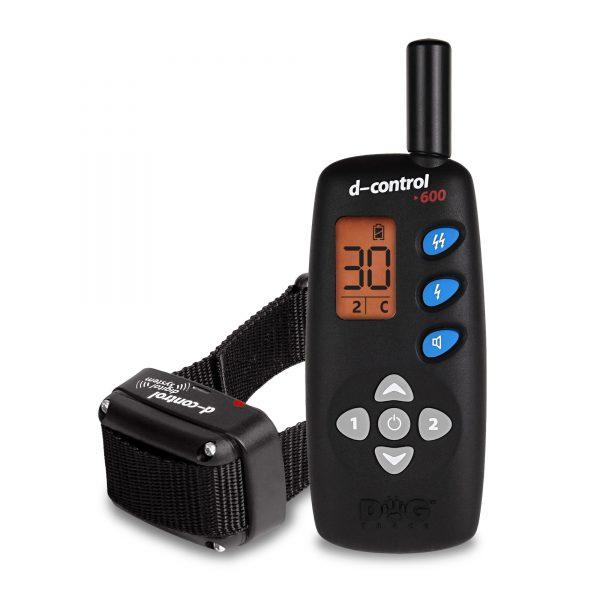 Dogtrace D-control 600 elektromos nyakörv (5)