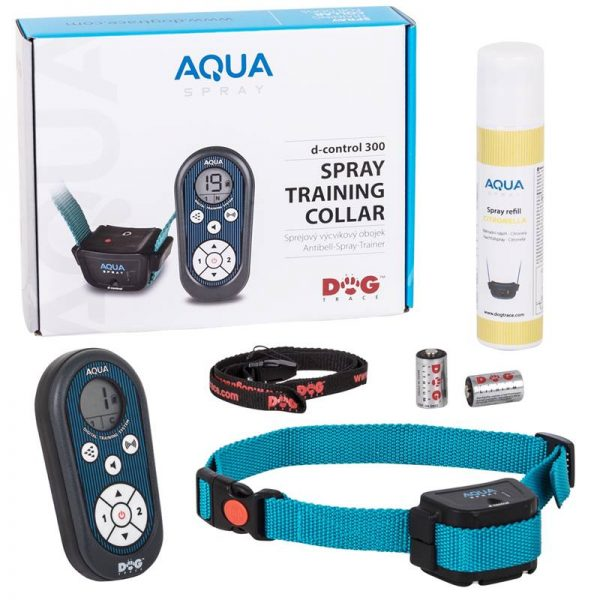 Dogtrace d-control 300 AQUA spray kiképző nyakörv 15