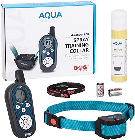 Dogtrace d-control 900 AQUA spray kiképző nyakörv 2