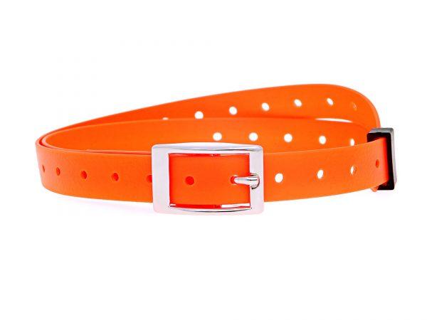D-control D-fence műanyag nyakörv szíj orange
