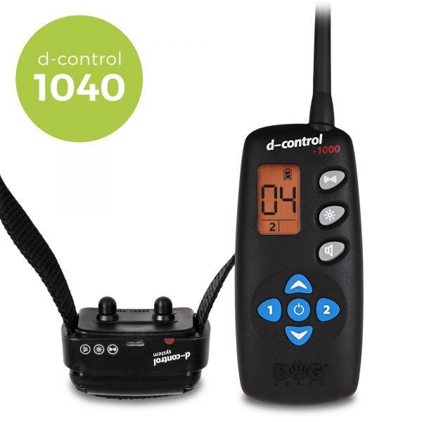 Dogtrace D-control 1040 kiképző nyakörv