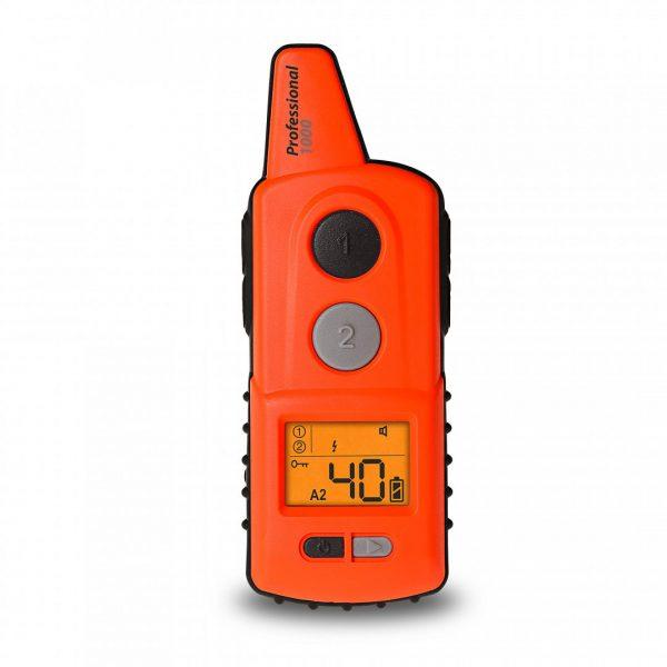 Dogtrace D-control professional 1000 elektromos nyakörv távirányító narancs
