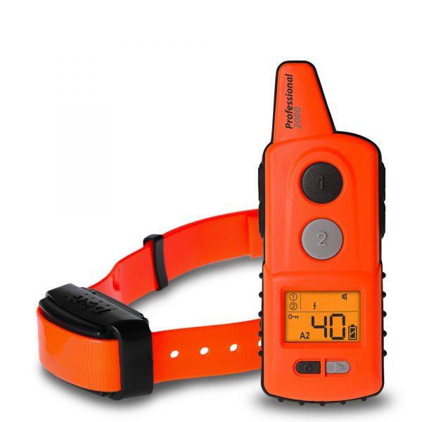 Dogtrace D-control professional 2000 elektromos nyakörv