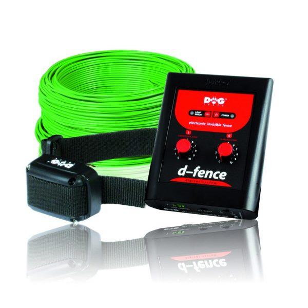 Dogtrace D-fence 101 elektromos láthatatlan kerítés kutyakerítés-1