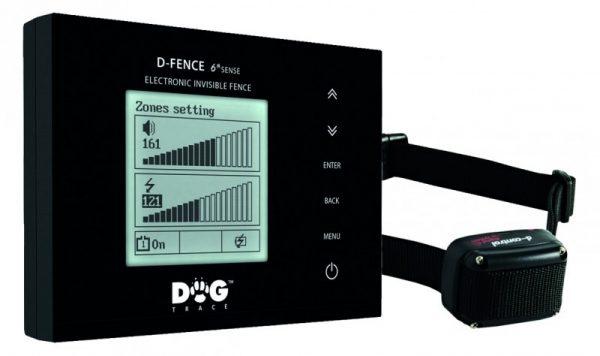 Dogtrace D-fence 202 elektromos láthatatlan kerítés kutyakerítés